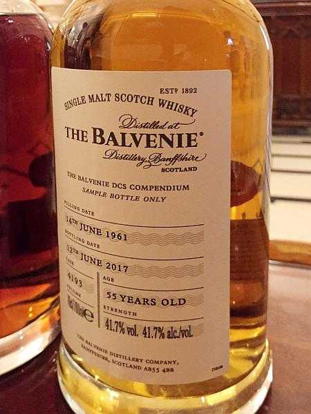 Balvenie's Whisky