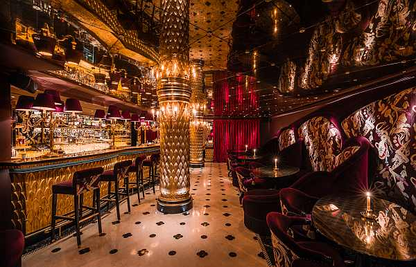 Park Chinois Bar in Mayfair