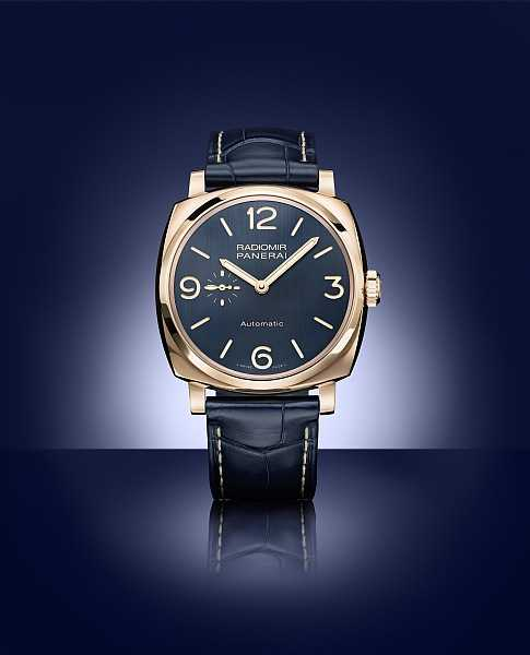Bucherer Luxury Blue Watch Officine Panerai – Radiomir 1940