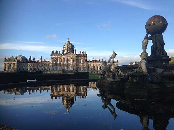 The Etiquette of our wellbeing and how if your Mindfulness today - Castle Howard, Yorkshire
