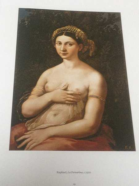 The Art of The Erotic - Painting by Raphael