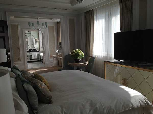 The Langham bed