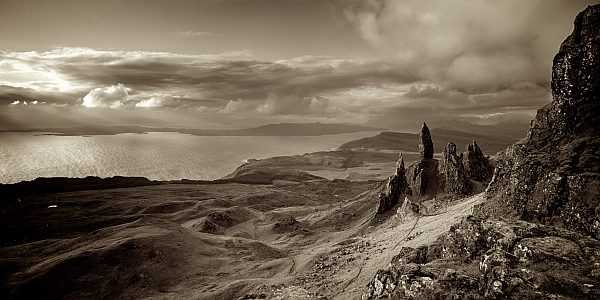 Rocky Pinnacles of the Storr ...