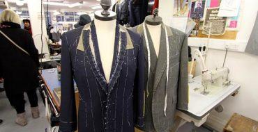 Savile Row Men's Fashion Tour - Luxury tailoring