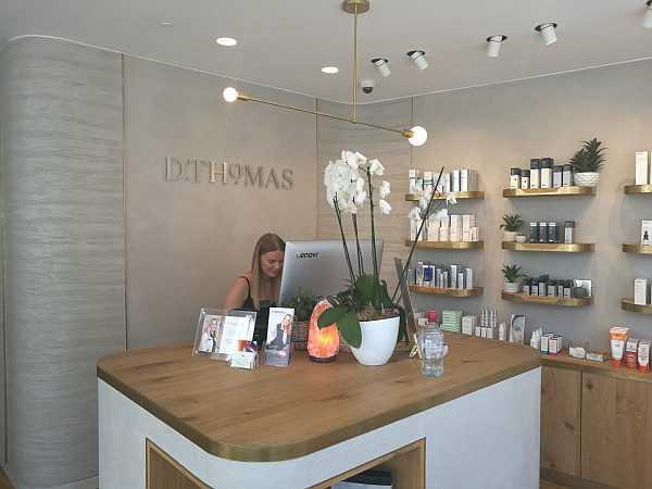 D Thomas clinic, Luxury Beauty in Knightsbridge