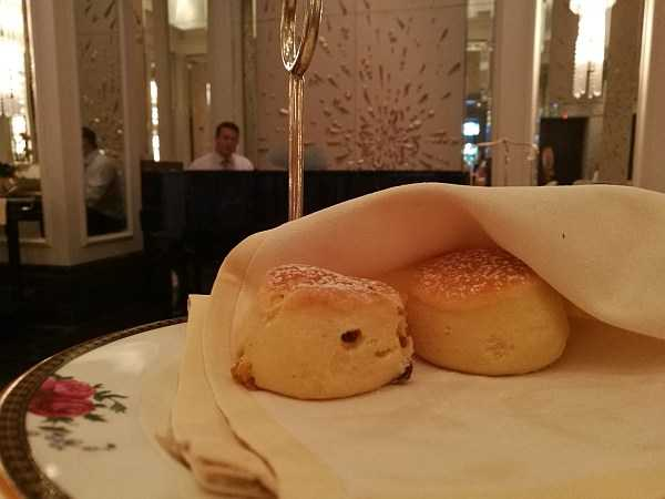 The Langham London - Afternoon Tea.... Scones and music