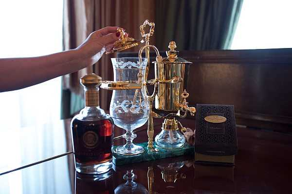 Royal Coffee Maker with Brandy