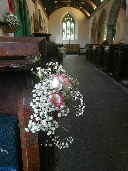 The Nare Hotel, Cornwall offering true English traditional comfort - St Just The Martyr .. someone just got married