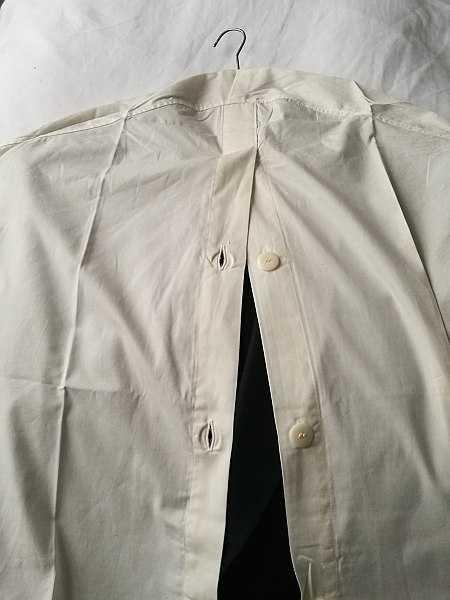 Suit Garment Cover open