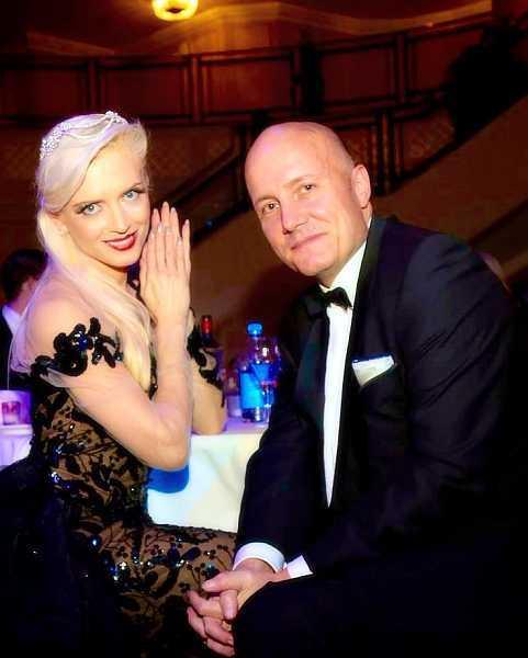 3rd Russian Debutante Ball - Lana Holloway & Michael Grenville