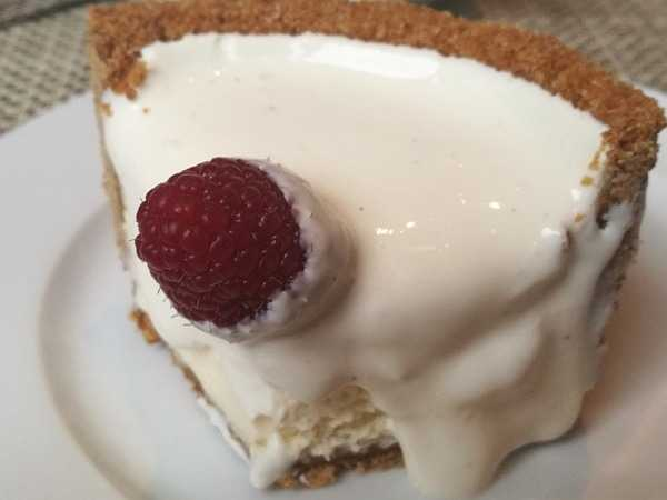 JW Marriott Grosvenor House's - Super Gooey and Yummy Cheesecake