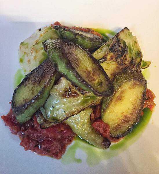 No.Fifty Cheyne Luxury Chelsea Restaurant - Hispi Cabbage